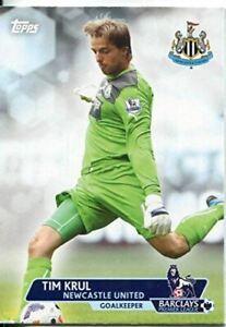 Premier Gold Soccer 13/14 Base Card #154 Tim Krul
