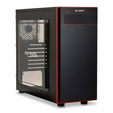 In Win-chassis 703 Mid Tower per PC da Gioco con Finestra laterale