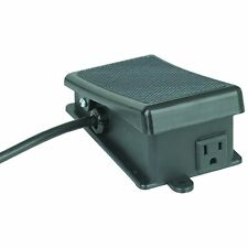 New Momentary Power Foot Switch For Table Routers, Drill Press, Lathes and Saws