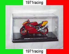 DUCATI 550 SUPERMONO 1993 SCALA 1-24
