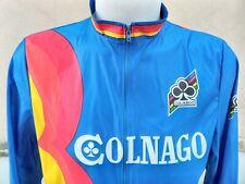 GIACCA CICLISMO COLNAGO 5 VINTAGE 1980s CYCLING JACKET 1387