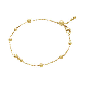 Georg Jensen. 18k Gold Bracelet #1551A - Moonlight Grapes