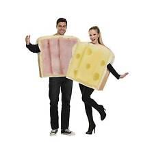 Adult Ham and Swiss Sandwich Couples Fun Costume Fw130984