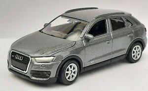 Welly echelle 1/60 . Audi Q3 .     Neuf en boite