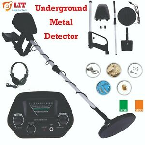 Metal Detector All Waterproof Gold Treasure Hunter Headphone Kkmoom MD4030