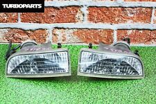 JDM OEM Front Fog Lights For Honda Prelude BB5, BB6, BB7, BB8 1997 - 2001