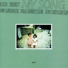 "KEITH JARRETT ""MY SONG"" CD NEU JAZZ 6 TITEL"
