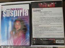 """DVD NEUF SOUS BLISTER """"SUSPIRIA"""" DE D. ARGENTO - EDITION COLLECTOR - ENVOI SUIVI"""