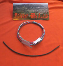 8 x  Metres of 4 Colour Silver Plated 7 Strand Tone Arm Wire + H/Shrink Sleeving