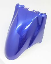 Chinese Scooter Body Parts Blue ABS Front Fender Jonway Tao Tao GY6 50cc QT-2