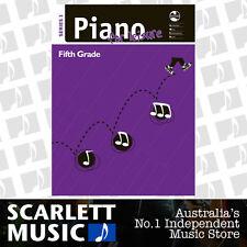 AMEB Piano for Leisure Series 3 - Grade 5 (Grade Five) *BRAND NEW*