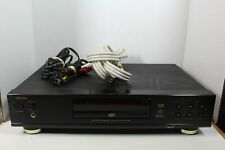 Denon DVD-3000 DVD Player 5.1 CHANNEL AC-3 DOLBY DIGITAL DTS NO REMOTE TESTED