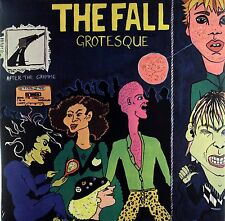 The Fall - Grotesque (Limited Edition Vinyl LP) New & Sealed