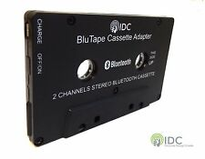 Wireless Bluetooth Tape Cassette Adapter 4 iPhone 4 5 6 7 iPod Android Samsung