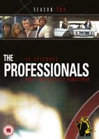 The Professionals: Season 2 DVD (2012) Lewis Collins, Simmons (DIR) cert 15
