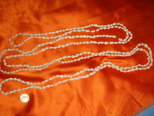 Vintage Long String of Small Unknown Seashells, 300 pieces