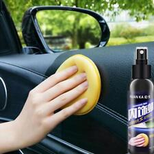 Auto Care Inner Car Interior Wax Seat Polish  Dashboard Cleaner Leather