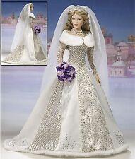 Faberge Russian Princess Bride  Doll Katharina- Franklin Mint - New