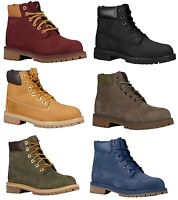 "Timberland  6"" PREMIUM WATERPROOF BOOTS Boys' Grade School Youth GS Kids Boots"