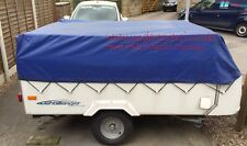 CONWAY COUNTRYMAN 2004-2008 TRAILER TENT/ FOLDING CAMPER COVER. HAND MADE