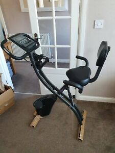 Slim Cycle Exerciser bike and arm and body work out Machine,with fitness module