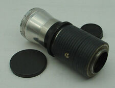 Soviet KO-120 2.1/120mm MMZ Helicoid lens with M42 mount and 18 blades aperture!