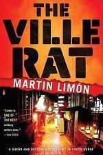 Ville Rat, The (Sergeants Sueno and BASCOM Novel), Martin Limon, Very Good Book