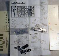 1/43 SRC MODELS No11 1970 Gold Leaf Team Lotus 72 KIT BY SMTS