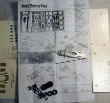 1/43 SRC MODELS No11 1970 Gold Leaf Team Lotus 72 KIT BY SMTS