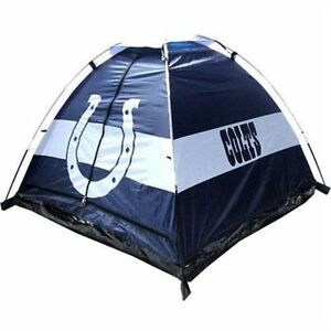 NFL Indianapolis Colts Kids Play Tent Brand New 4' X 4' Carrying Bag Included
