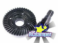 X-MAXX HARD STEEL FRONT Spiral Cut DIFFERENTIAL DIFF PINION RING GEAR TRAXXAS