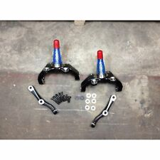 """1974-1978 Ford Mustang II Pinto Forged Steel 2"""" Drop Spindles fits wilwood brake"""