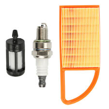For Stihl BR500 BR550 BR600 Air filter Fuel filter Spark plug New