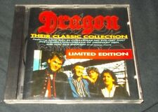 DRAGON THEIR CLASSIC COLLECTION CD VGC LIMITED EDITION