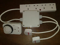 HPS Grow Light Switching Timer Contactor Hydroponics Tent Lighting Relay