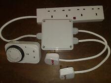 Grow Light CONTATTORE 4 VIE Hydroponics relè di illuminazione e un timer SPEDIZIONE GRATUITA