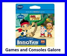 New!! Vtech InnoTab 2 Jake and the Neverland Pirates, Educational Game & E-Book