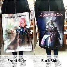 *NEW* Lightning Returns Final Fantasy XIII / FF XIV A Realm Reborn Tote Bag