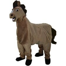 2-Person Horse Professional Quality Mascot Costume Adult Size