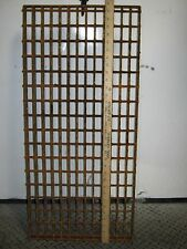 "Industrial Steel Grate (33 7/8"" x 15 5/8"" x 1 3/8"")"