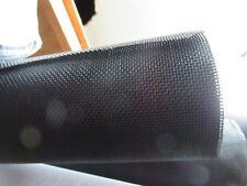 """Phifer Suntex80 36"""" x 100' Black Solar screen material"""