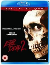Evil Dead 2 - Special Edition Blu-ray UK BLURAY