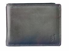 Starhide Delgada Fina Minimalista clip de dinero de portatarjetas de crédito en caja de regalo 820 Negro