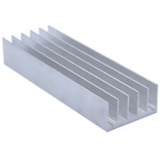 120*40*20mm Anodized Aluminium Heat Sink For Power Transistor/TO-126/TO-220/CPU