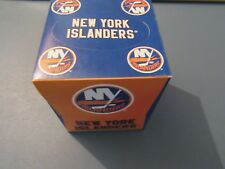 NHL New York Islanders 2-ply premium facial tissues 75 count