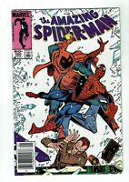 Amazing Spider-man #260, FN/VF 7.0, Hobgoblin! The Rose!