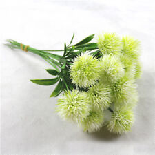 Plastic Home Artificial Dried Flowers Decor Party Wedding Bridal Gift Pleased