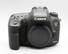 Canon EOS 7D Mark II (9128B002) 20.2MP Digital SLR Camera - W/18-55 Lens & Grip