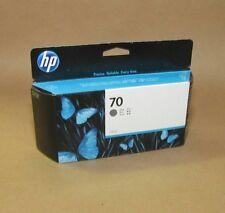 HP 70 Gray 130ml Original Ink Cartridge, C9450A for z3100 z3200
