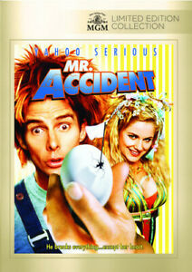 Mr. Accident  - Yahoo Serious New and Sealed Region 1 DVD